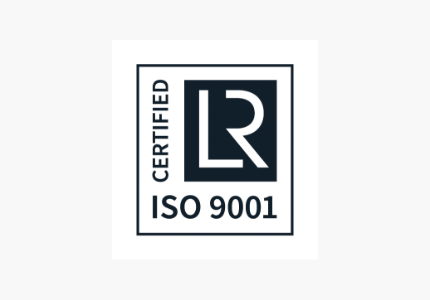 BTD is ISO 9001:2015 certified